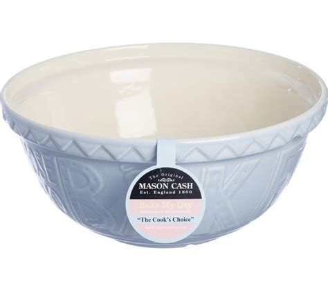 2001 350 bake my day 29 cm mixing bowl blue currys pc world business