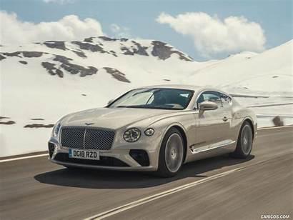 Bentley Continental Gt Quarter Sand Three