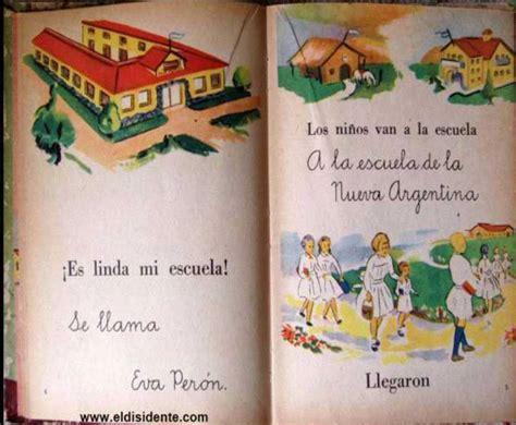 Libro De Primer Grado Epoca De Peron  Info Taringa