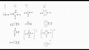 Lewis Structures 1 - Common Bonding