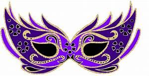 Purple Masquerade Mask Clip Art at Clker.com - vector clip ...