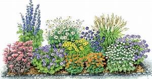 Gelbe Winterharte Pflanzen : zum nachpflanzen ein bl hendes beet aus schneckenresistenten stauden mein sch ner garten ~ Markanthonyermac.com Haus und Dekorationen
