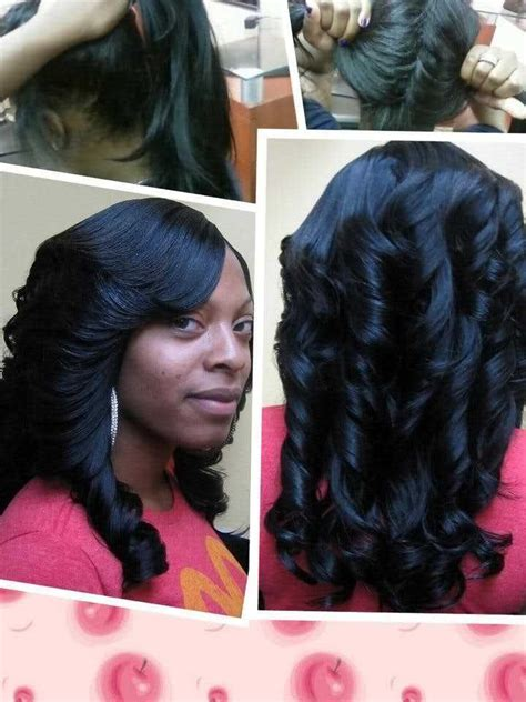 Hairstyles For Weaves Sew In by 124 Best Sew In Styles To Wear Images On