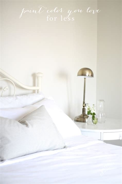 best neutral bedroom colors the look for less paint julie blanner entertaining 14538 | best neutral paint color1