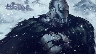 Stark Thrones Iron Crossover Snow Desktop Wallpapers