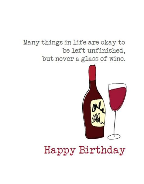 wine birthday happy wine birthday related pictures funny wine cheese