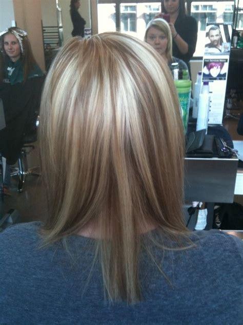highlight lowlight hair color pinterest colors