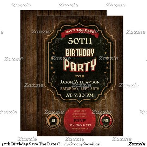 14+ Save the Date Party Invitation Templates & Designs