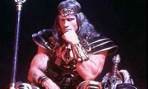 The Wertzone: Schwarznegger to return as Conan?  Conan