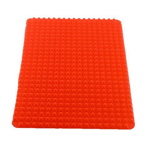 pyramid baking mat new durable pyramid pan non stick silicone cooking mat