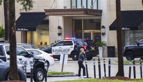 police  evidence  shooting  florida mall lockdown