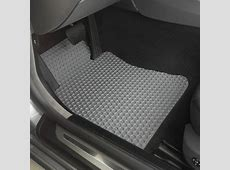 Rubber front floor mats for Dodge Ram ProMaster 1500, 2500