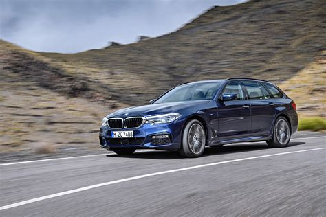 Bmw 5 Series Touring Hd Picture by 2017 Bmw 5 Series Touring In Pictures Evo
