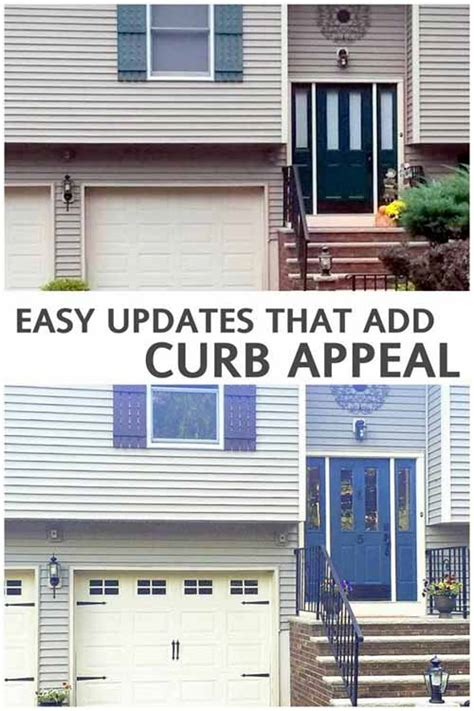 Easy And Inexpensive Updates For Curb Appeal Iseeidoimake