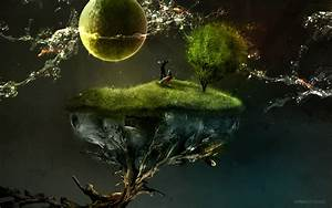 WALLPAPERS: SURREAL ART