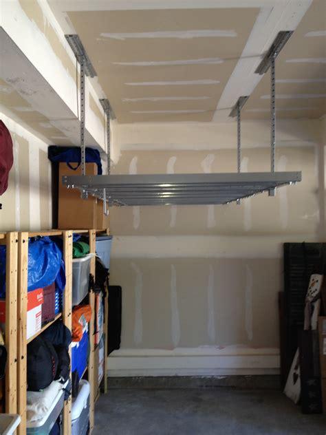 overhead garage storage systems denver overhead storage ideas gallery garage storage