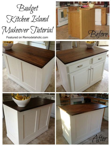 inexpensive kitchen islands remodelaholic budget friendly board and batten kitchen 1856