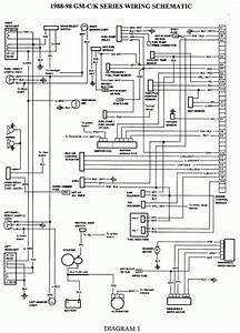 Tail Light Wiring Diagram 1995 Chevy Truck