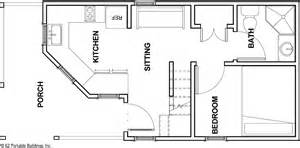 Derksen Portable Building Floor Plans by Floor Plan For Derksen Building Studio Design