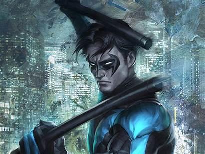 Nightwing Wallpapers Cool Backgrounds Dc Desktop Batman