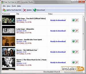 Free Youtube To Mp3 Converter Studio 9 0 - Download