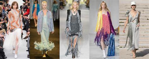 Les Dix Tendances Repérées Lors De La Fashion Week