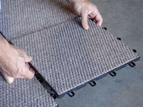 Representation of Bring Basement Floor Covering More Vivid
