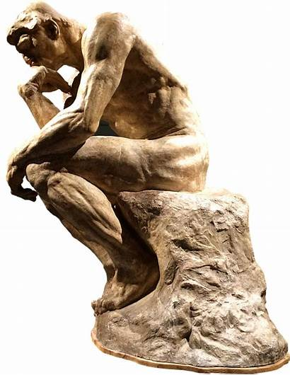 Sculpture Rodin Think Museum Pixabay