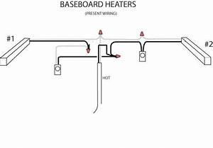 Baseboard Heater Wiring - Electrical