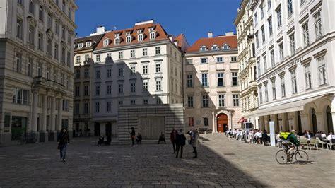 museum judenplatz city jewish museum vienna visions