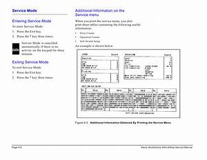 Xerox Workcentre 450c 450cp Parts List And Service Manual