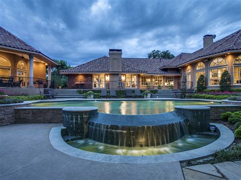 mediterranean house plans with pool just listed beautiful homes in dallas and surrounding