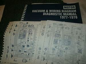 1977 1978 Buick Century Regal Skylark Wiring Vacuum Diagrams Schematics Sheets