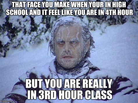 Jack Nicholson Memes - jack nicholson the shining snow memes imgflip