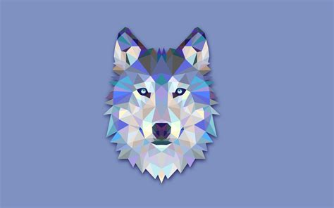 Abstract Wolf Wallpaper Hd by The Wolf S Abstract Digital Is A Hd Wallpaper