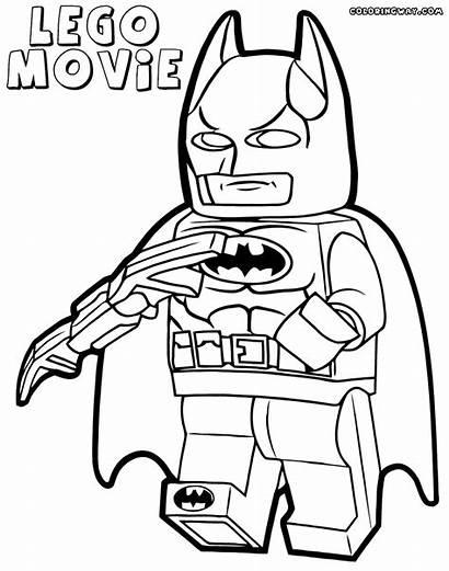 Coloring Lego Batman Popular