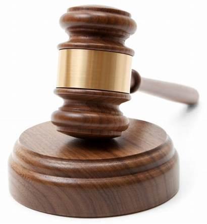 Gavel Judge Ticket Traffic Court Transparent Hammer