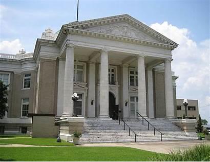 Calcasieu Courthouse Parish Louisiana Lake Charles Places