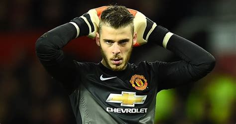 Man United's Rumoured Goalkeeper Jersey For 2015-16