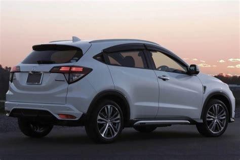 2017 Honda Hrv Changes by 2017 Honda Hr V Release Date Changes Interior Price