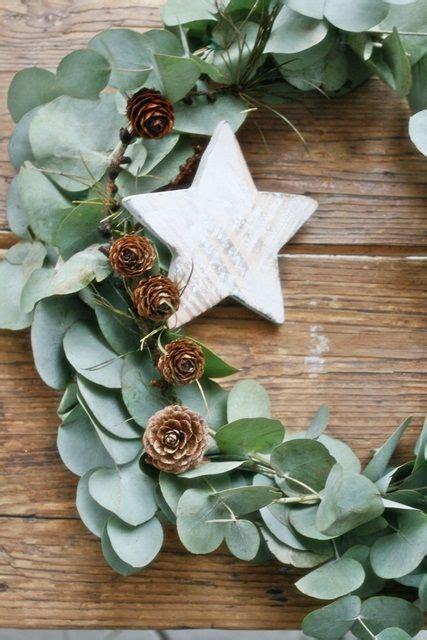 original fresh eucalyptus christmas decor ideas digsdigs