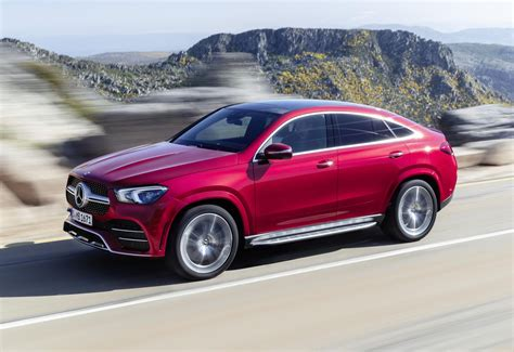 2020 Mercedes-Benz GLE Coupe Unveiled - ZigWheels