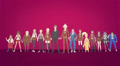 informasi lengkap anime danganronpa  jadwal tayang