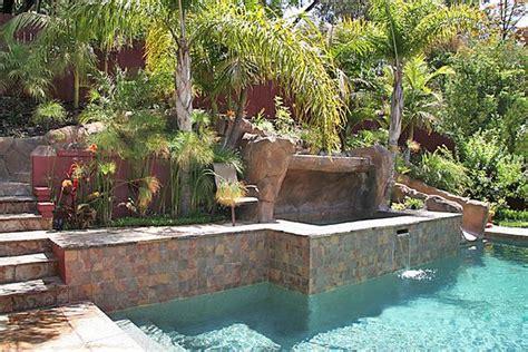 build  terraced stone planter   build