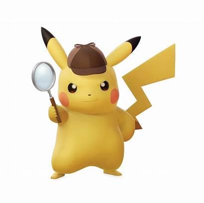 Pikachu Detective Cartoon Pokemon Glass Magnifying Character