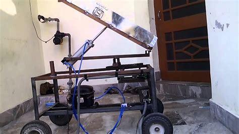axis pneumatic modern trailer mechanical engineering
