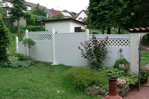 Sichtschutz Garten Kunststoff Weiß by Ratgeber Sichtschutz Selber Bauen Aus Pvc