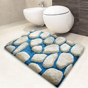 promotion tapis de salle de bain pas cher antiderapant With tapis de salle de bain original