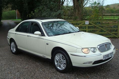 A Grand Monday Rover 75   Honest John