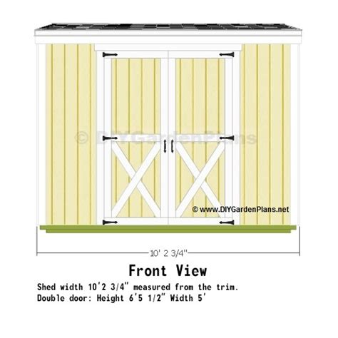 10 X 14 Saltbox Shed Plans by 10x8 Saltbox Shed Plans